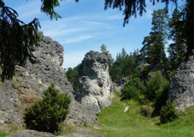 Felsenmeer Wental